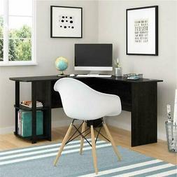 FCH L-Shaped Corner Computer Desk Home Office Desk Furniture