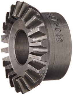 Boston Gear L147Y-G Bevel Gear, 2:1 Ratio, 0.375 Bore