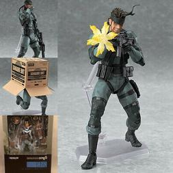 Max Factory Figma No.243 Snake Metal Gear Solid 2 Sons of li