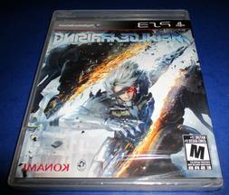 Metal Gear Rising Revengeance Sony Playstation 3  Soundtrack