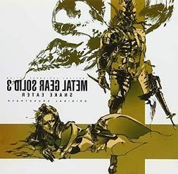 METAL GEAR SOLID 3: SNAKE EATER ORIGINAL SOUNDTRACK CD OST J