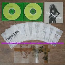 Metal Gear Solid 3:Snake Eater PS2 Original Soundtrack Speci