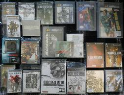 Metal Gear Solid Collection *SEALED* NES IBM Game Boy Color