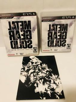 Metal Gear Solid: The Legacy Collection  BRAND NEW FACTORY S
