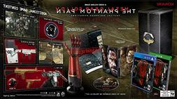 Metal Gear Solid V: The Phantom Pain - Collector's Edition -