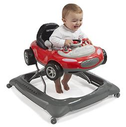 Stork Craft Mini-Speedster Activity Walker, Red