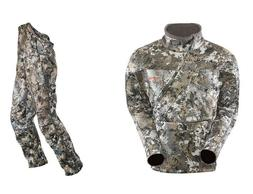 NEW Sitka Gear Fanatic Lite Jacket & Bibs Optifade Elevated
