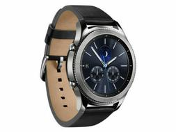 New Samsung Galaxy Gear S3 Classic 46mm Silver Stainless Ste