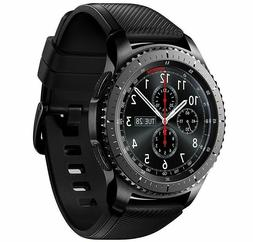 NEW Samsung Galaxy Gear S3 Frontier SM-R765V Verizon 4G LTE