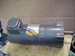 New Baldor Gear Motor Gearmotor 1/4hp 1ph 115/208-230v 17RPM