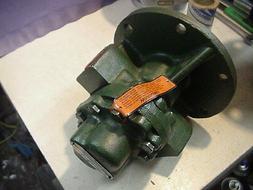 "NEW Roper gear pump A Series 17AP06 1-1/4"" ports face flange"