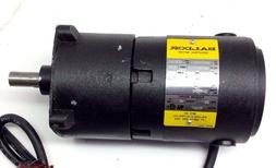 NEW! BALDOR GPP1009 Electric Gear Motor 1/50HP 90DC 0.3A 29-