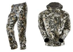 NEW Sitka Gear Stratus Jacket & Pants Optifade Elevated II P