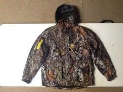 New Mossy Oak Yukon Gear 3 In 1 Insulated Parka Mens Jacket