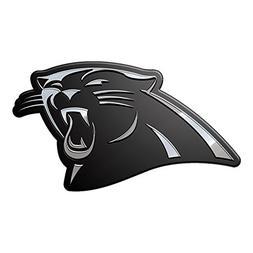 NFL Carolina Panthers Premium Metal Auto Emblem