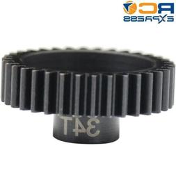 Hot Racing NSG3234 34T Steel 32p Pinion Gear 5mm Bore