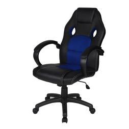 Office Gaming Chair PU Leather Ergonomic Computer Desk Execu