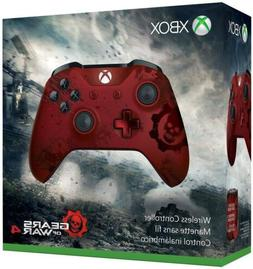 Microsoft - Gears Of War 4 Crimson Omen Limited Edition Wire