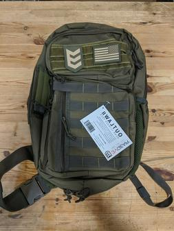 3V Gear Outlaw Sling Pack - Factory Seconds - Olive Drab - F