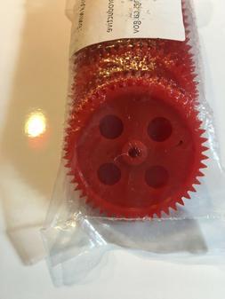 Ajax Scientific Plastic Gear with 50 Teeth Pack of 10