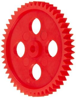 Ajax Scientific Plastic Gear with 50 Teeth