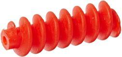 Ajax Scientific Plastic Gear Worm, 0.82cm Diameter x 2.46cm