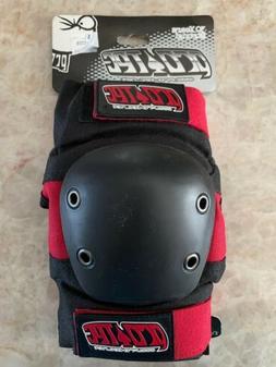 Pro-Tec Street Gear Elbow Pads Black/Red Adult XL Pair