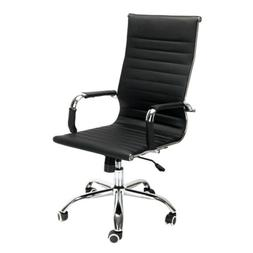 PU Leather Office Chair High Back Executive Task Ergonomic C
