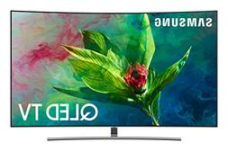"Samsung QN65Q7CN CURVED 65"" QLED 4K UHD 7 Series Smart TV"