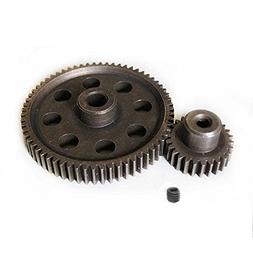 ShareGoo RC 11184 Spur Differential 64T Steel Metal Main Gea