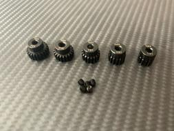RC 48P Pinion Gear Set 14T 16T 18T 20T 22T Fits Traxxas 1/10