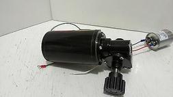 Right Angle Gear Motor Baldor Industrial .04 HP 25:1 Ratio O