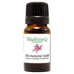 Rose Geranium 100% Pure Therapeutic Grade Essential Oil -15m