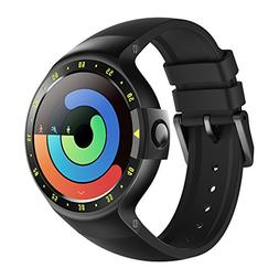 Ticwatch S Smartwatch-Knight,1.4 inch OLED Display, Android