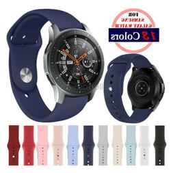 for Samsung Galaxy Watch Strap Silicone Sport Samsung Gear S