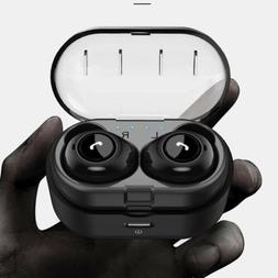True Wireless Earbuds Bluetooth 5.0 Sport Earphones Business