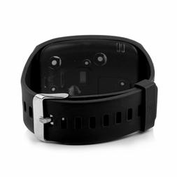 Samsung Gear S SM-R750 Silicone Replacement Bracelet Band wi