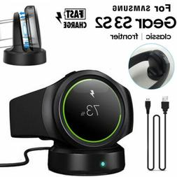 For Samsung Gear S2/S3 Frontier/Classic Qi Wireless Charging