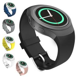 for Samsung Gear S2 SM-R720/R730 Watch Band Soft Silicone Re