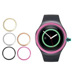 For Samsung Gear S2 Watch Case Cover Protector Ring Bumper W