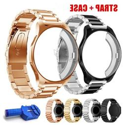 For Samsung Gear S3 Classic / Frontier Stainless Steel Brace