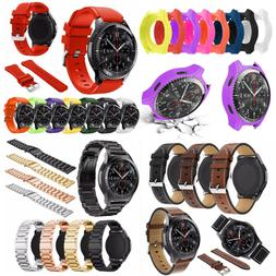 For Samsung Gear S3 Frontier Classic Replacement Wrist Watch