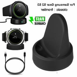 For Samsung Qi Wireless Watch Charging Dock Charger Cradle G