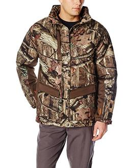 Yukon Gear Men's Extreme Scent Factor Parka, Break Up Infini