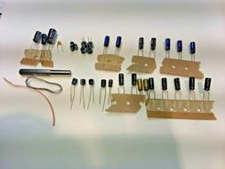 Sega Game Gear Capacitor Kit Covers All Models! SOLDER AND B