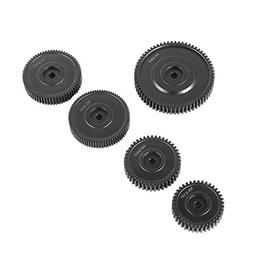 FOTGA Set of Five 0.5 78T/0.6 64T/0.8 38T 43T 65T Pitch Gear