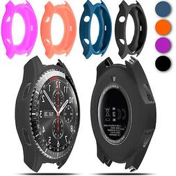 Silicon Slim Smart Watch Case Cover Wristwatch Band For Sams