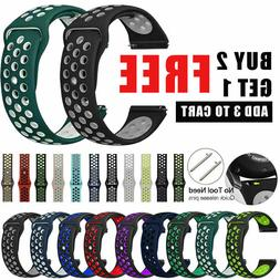 Silicone Sport Strap for Samsung Galaxy Watch Active 2 40mm