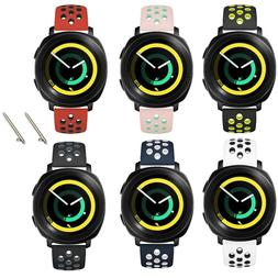 Silicone Watch Band Samsung Gear S2 Classic / Gear Sport / G