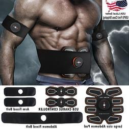 Smart Abs Stimulator Training Fitness Gear Muscle Abdominal